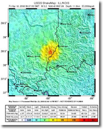 April 18, 2008 Earthquake