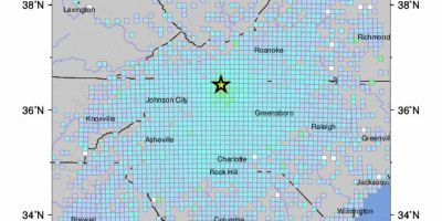 M5.1 North Carolina Earthquake – August 9, 2020
