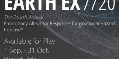 EARTH EX 2020 – Register Today