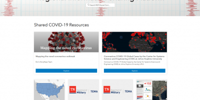 CUSEC RISP Being Used to Share COVID-19 Information