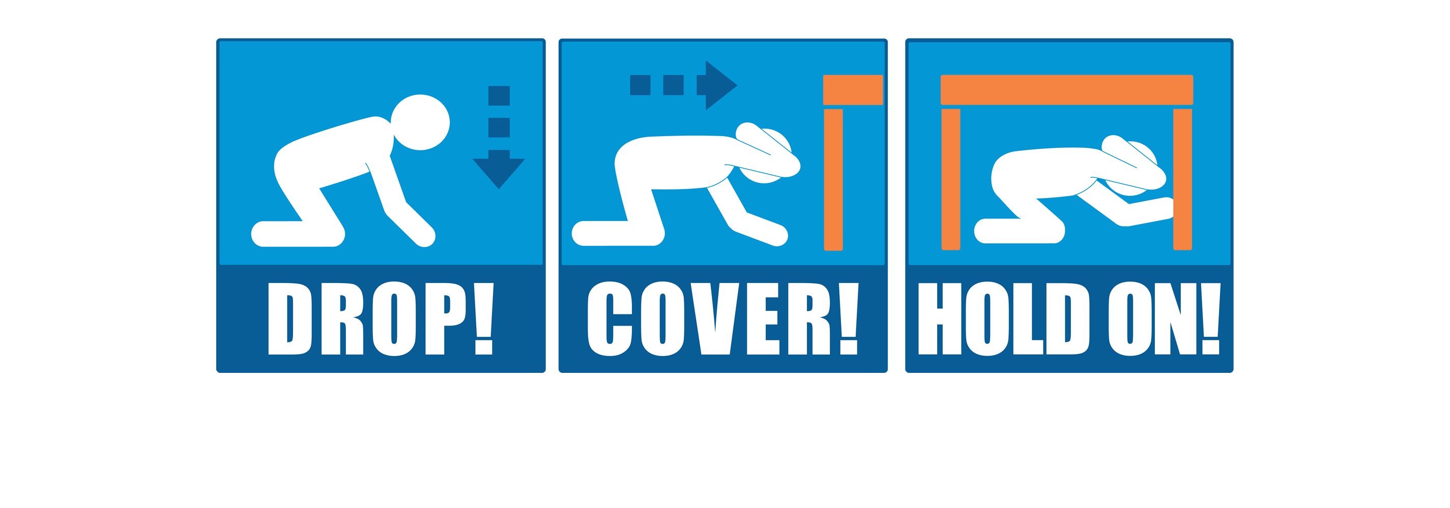 Great ShakeOut Earthquake Drills are set for Oct. 19…